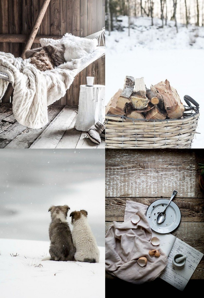 moodboard cosy winter christina greve