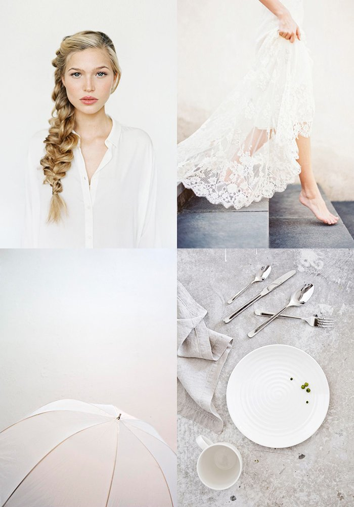 Moodboard | Shades Of White
