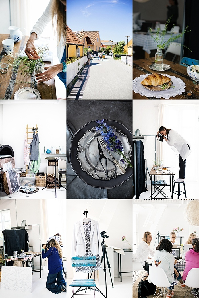 Behind The Scenes Photos From My Photography Workshop in Skagen