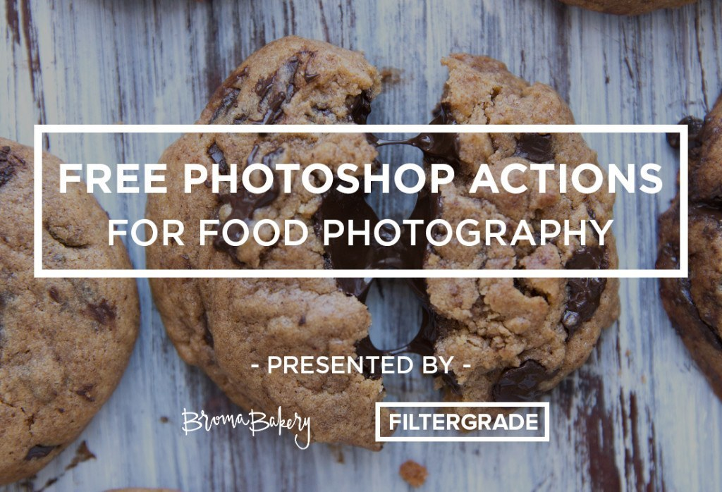 Free Photoshop Actions For Food Photography