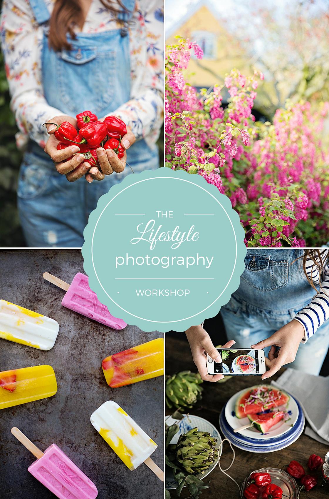 LIFESTYLE PHOTOGRAPHY online workshop