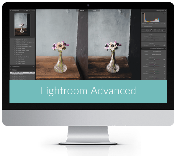 Online Lightroom Course for Food and Lifestyle Photographers