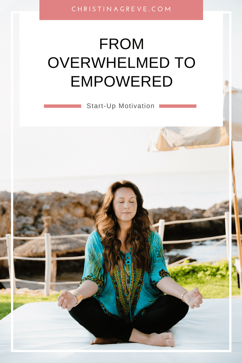 From Overwhelmed to Empowered
