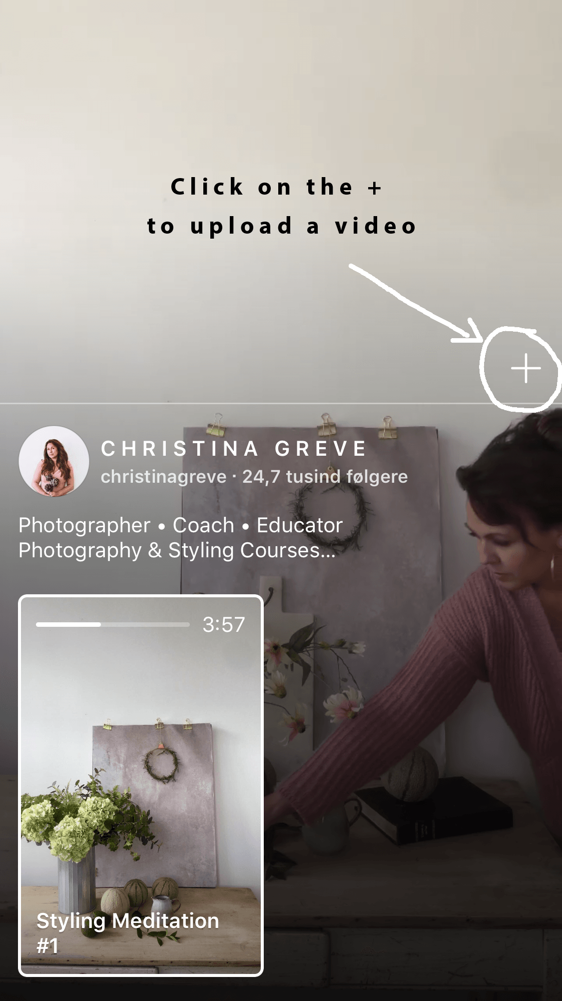How To Shoot High-Quality Video For Instagram TV With Your