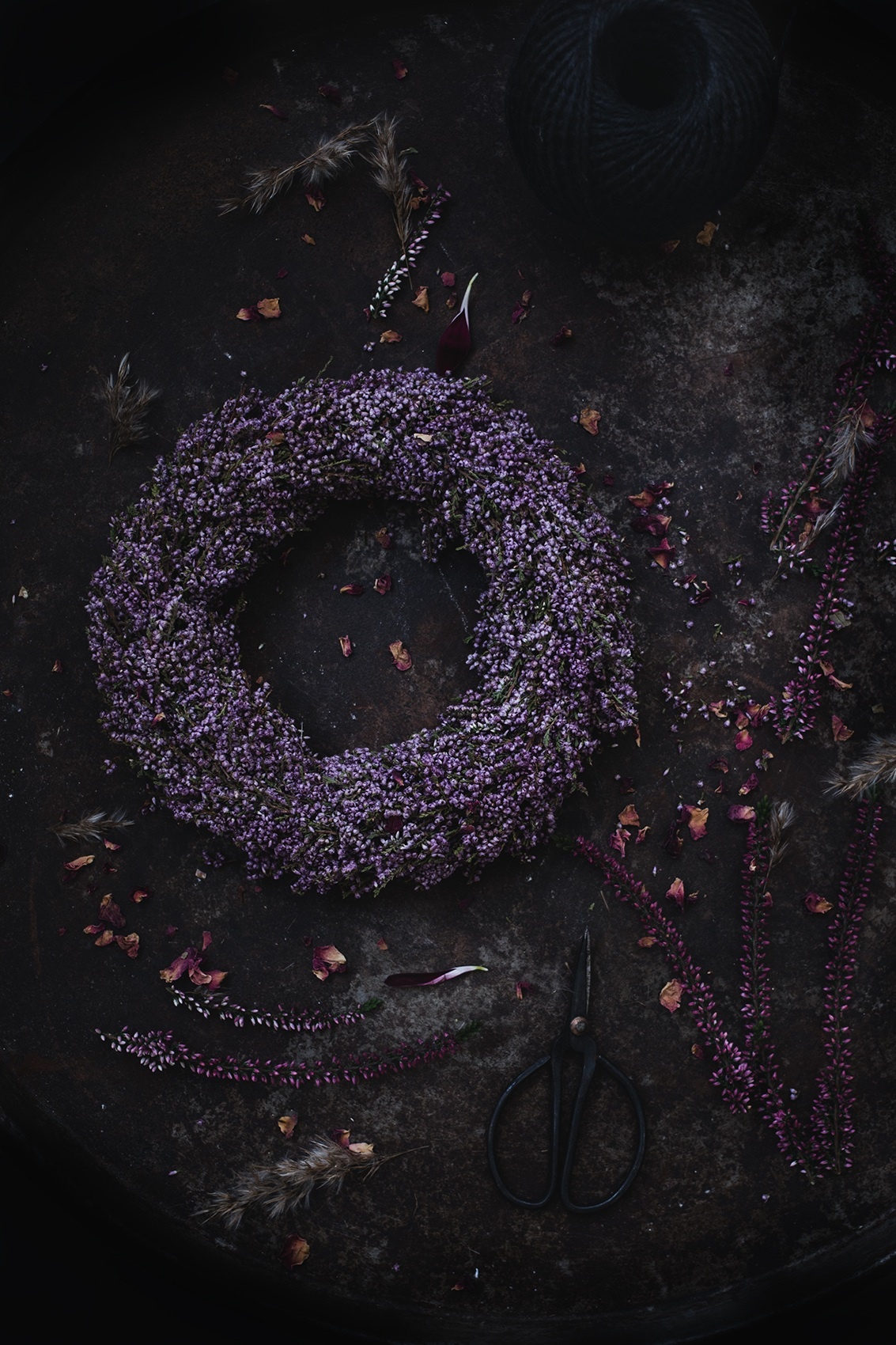 Dark & Moody Flowers by Christina Greve