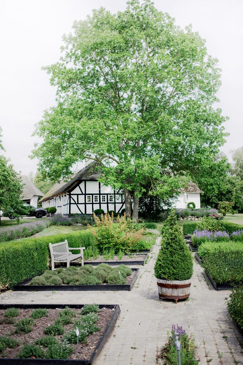Falsled Relais and Chateaux by Photographer Christina Greve