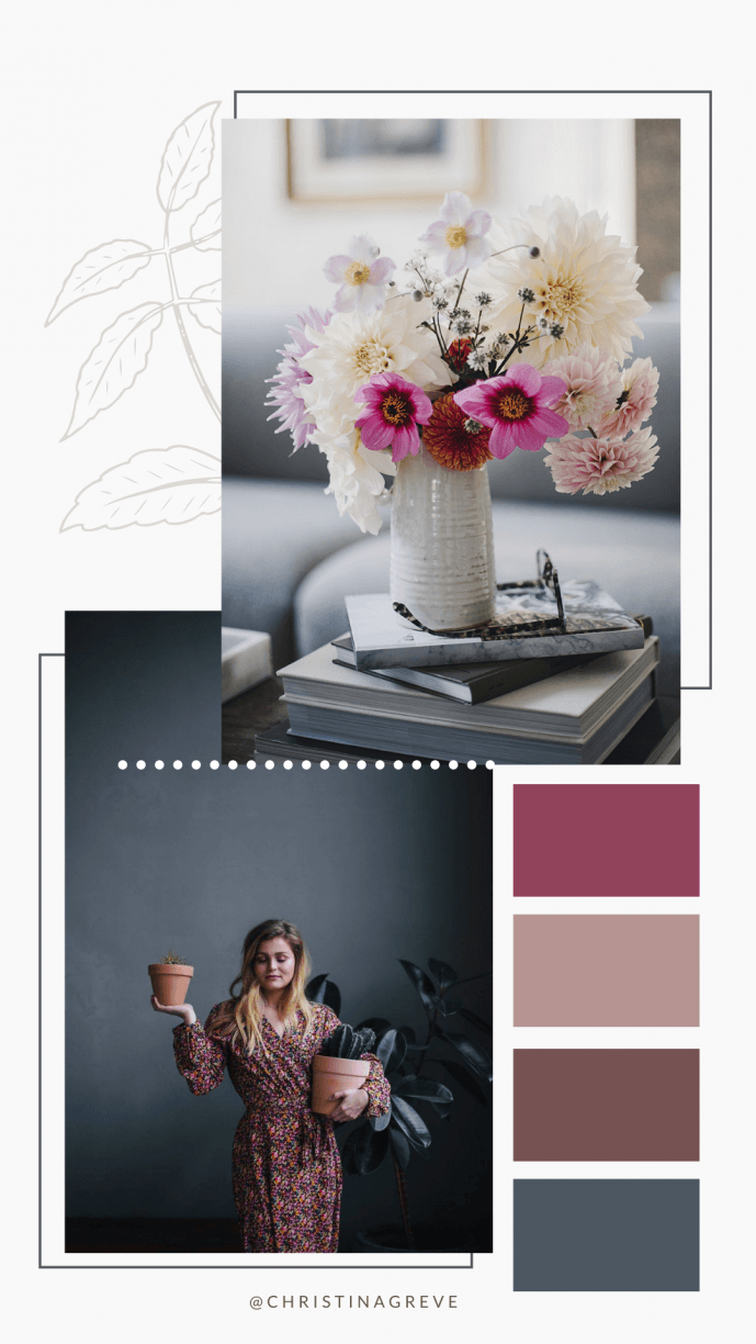 How To Make A Color Collage With A Photograph